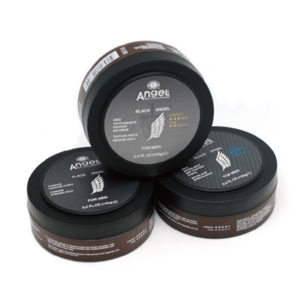 Black Angel For Men Pomade Strong Hold