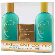 Malibu C Brilliant Colour Kit