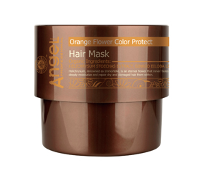 Dancoly Orange Flower Colour Protect Hair Mask