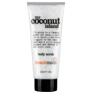 Treacle Moon My Coconut Island Body Scrub