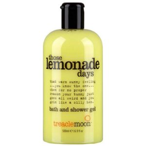 Treacle Moon Those Lemonade Days Bath & Shower Gel