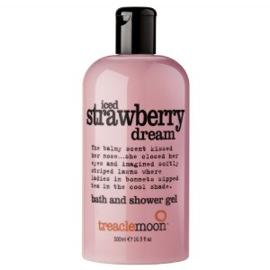 Treacle Moon Iced Strawberry Dream Bath & Shower Gel