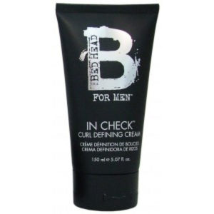 Tigi B for Men IN Check Curl Defining Cream