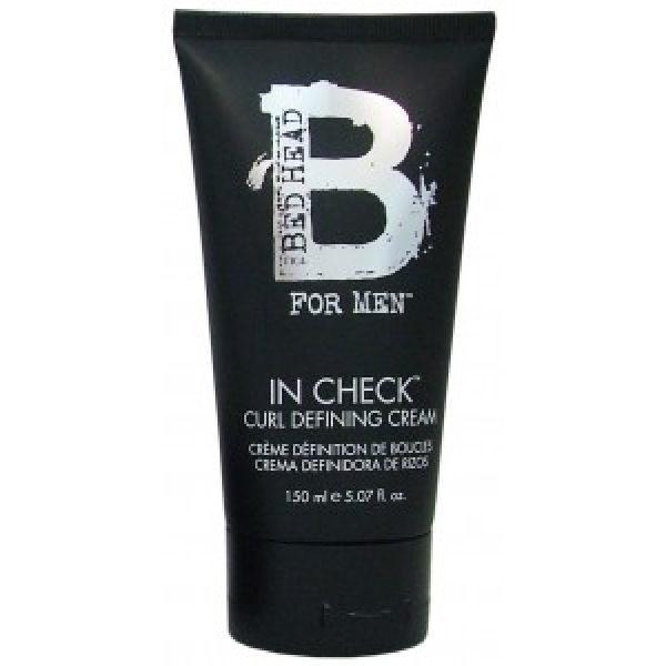 Tigi B for Men IN Check Curl Defining Cream