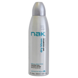 Nak Dry Clean Dry Shampoo