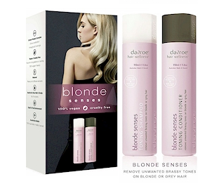 Davroe Blonde Toning Duo pack