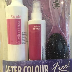 Fanola After Colour GiftPack with Free Wet Brush