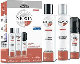Nioxin Trial Kit 4