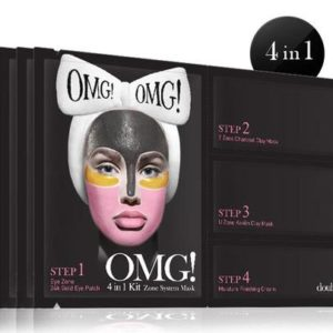 OMG! 4 in 1 Kit Zone System Mask