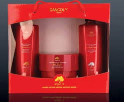Dancoly Angel Argan Oil Shampoo & Conditioner with Mask Gift Pack