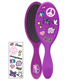 The Wet Brush Detangler with Stickers