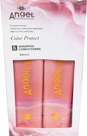 Angel Deep Sea Colour Protect Duo Pack