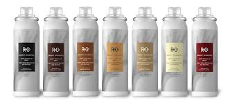 R & Co Bright Shadows Root Touch Up Spray