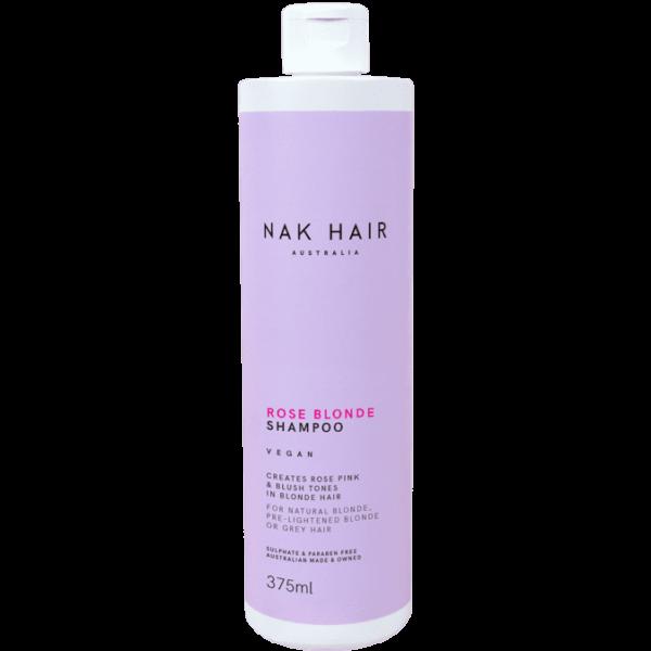 NAK Rose Blonde Shampoo
